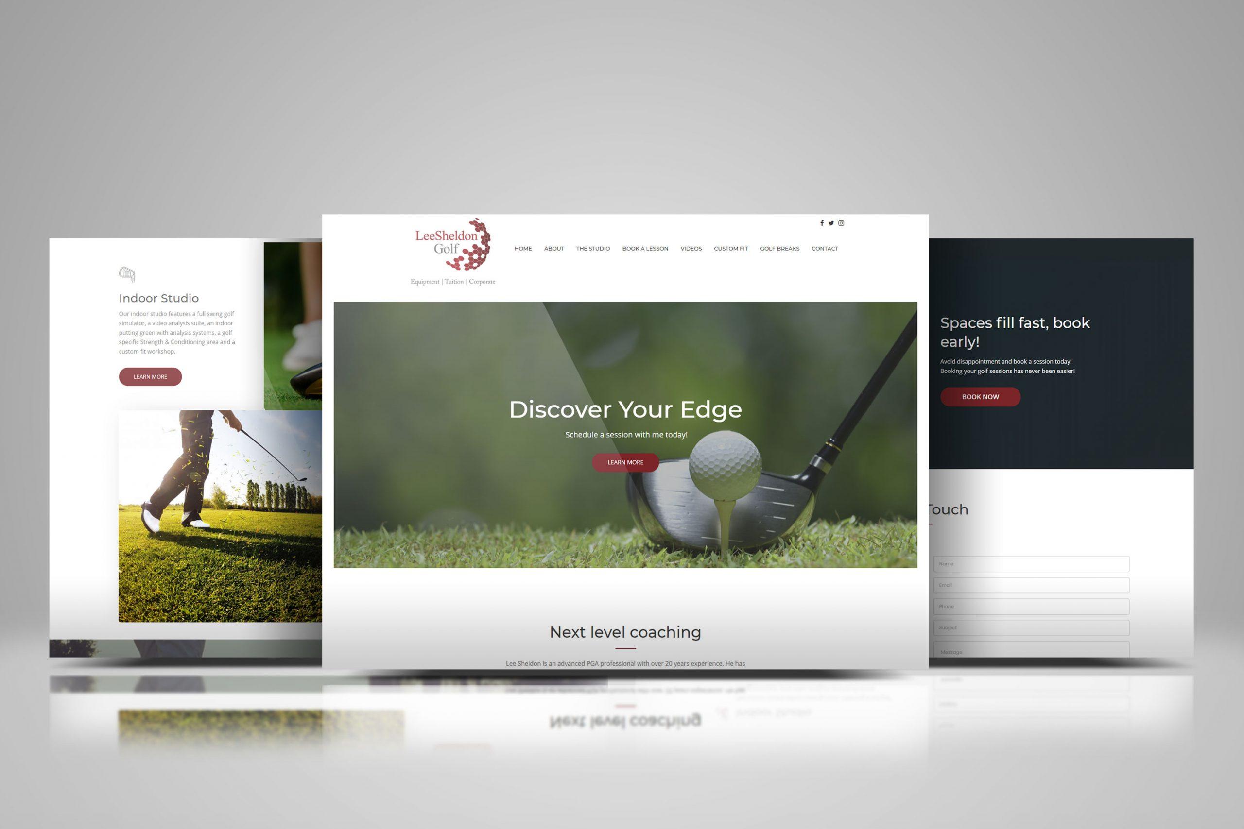 Lee Sheldon Golf