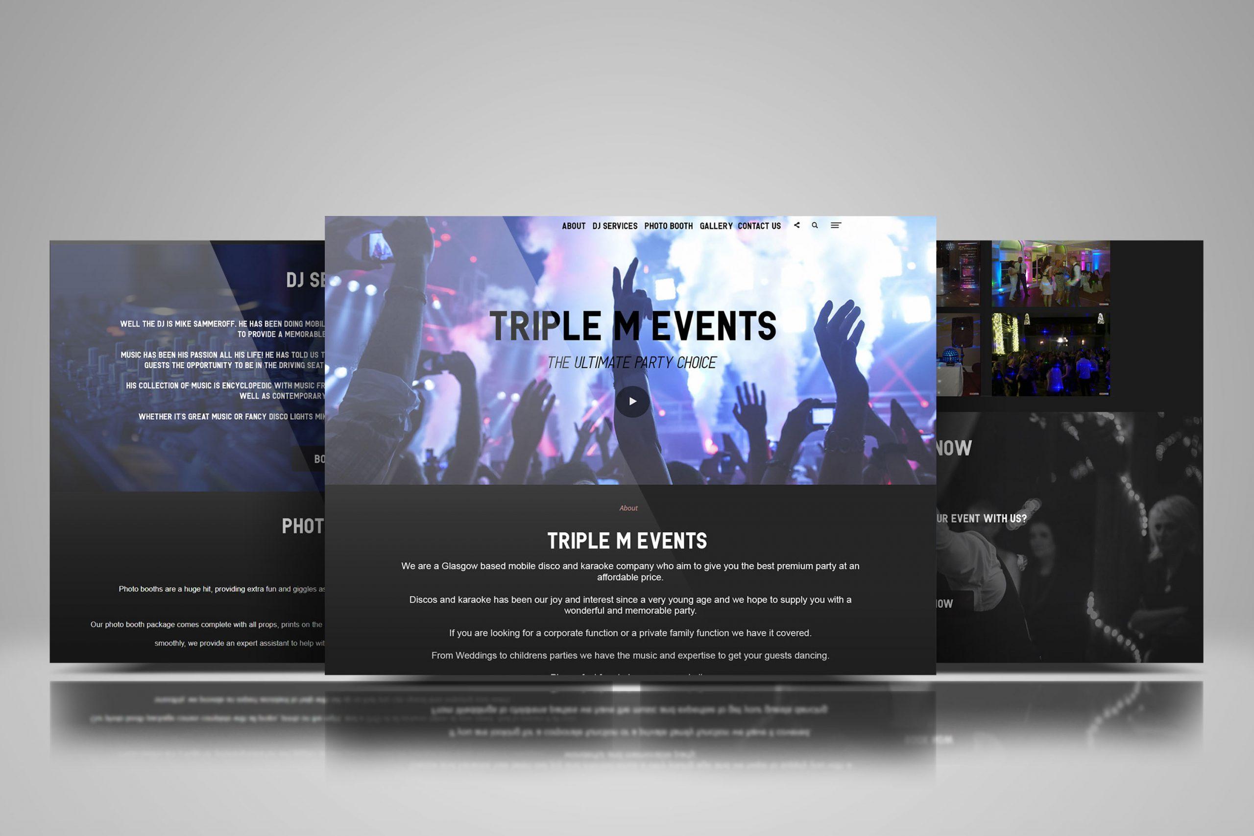 Triple M Events